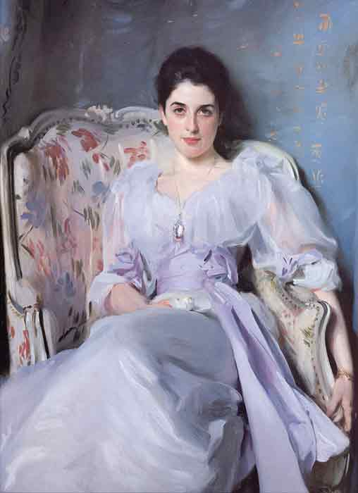 Oil painting for sale:Lady Agnew, c.1892-1893