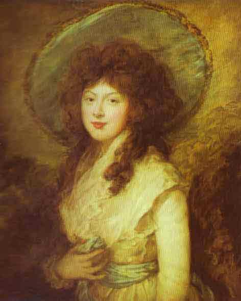 Miss Catherine Tatton. 1785