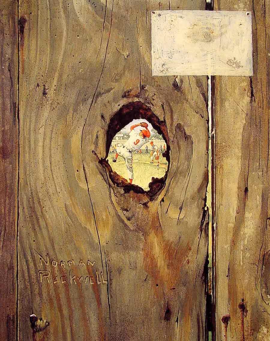 The Peephole,1958