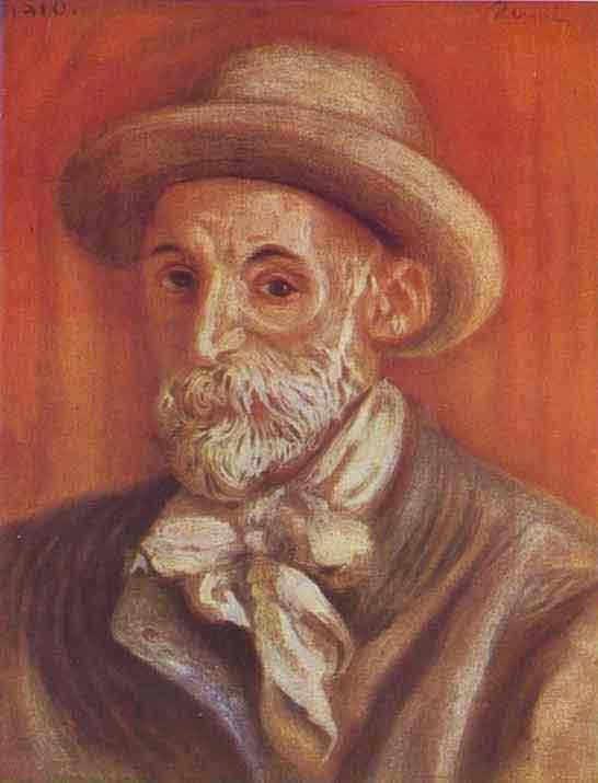 Self-Portrait. 1910