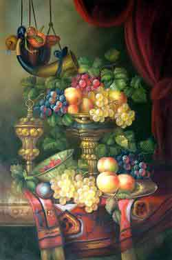 Oil painting for sale:fruit44