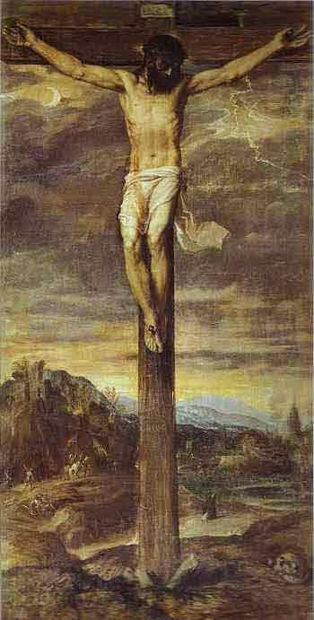 Crucifixion. c.1555