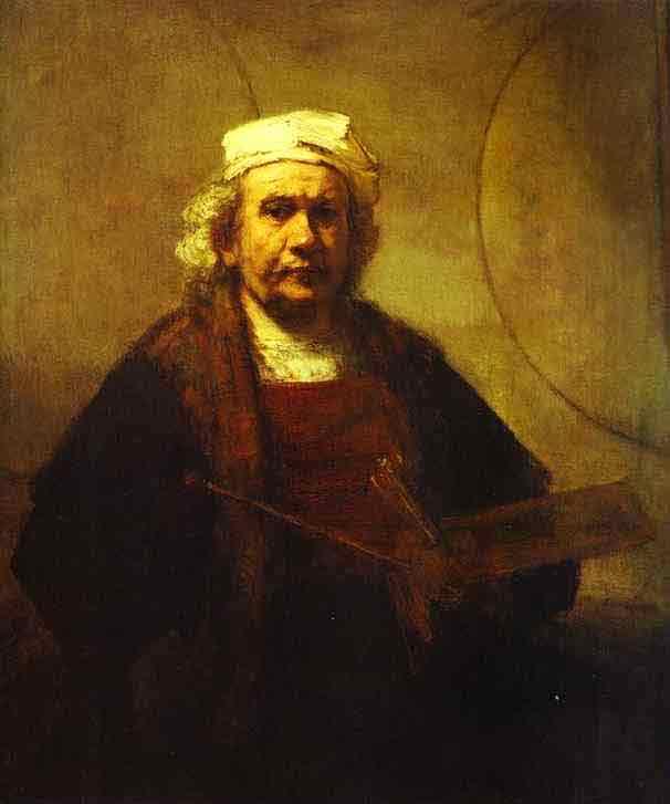 Self-Portrait. 1661