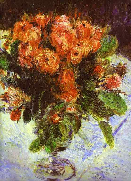 Roses. 1890