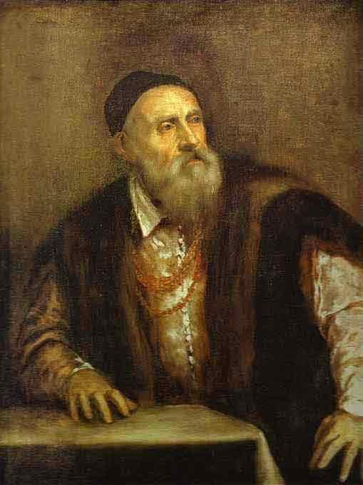Self-Portrait. c.1550