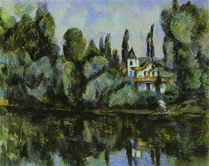 The Banks of the Marne. 1888