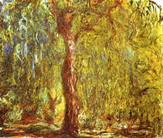 Weeping Willow 1919.