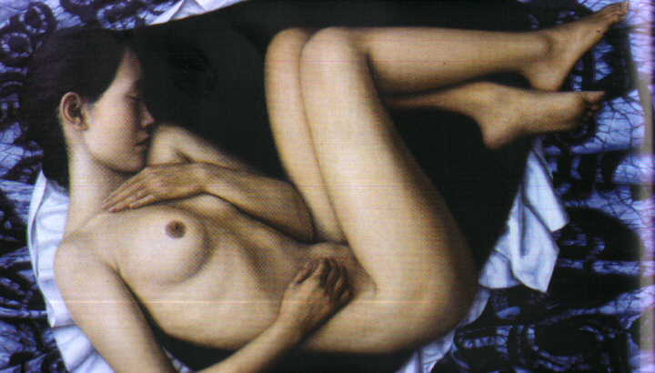 Oil painting for sale:nude-009