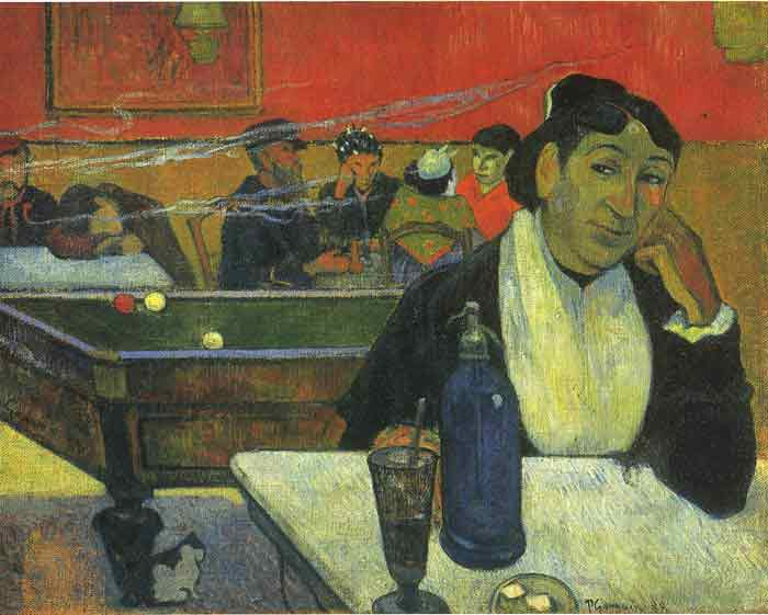 Oil painting for sale:Night Cafe at Arles, 1888