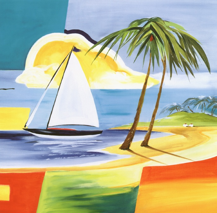 Sailing the Caribbean I