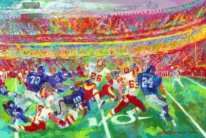Washington Redskins in Fedexfield