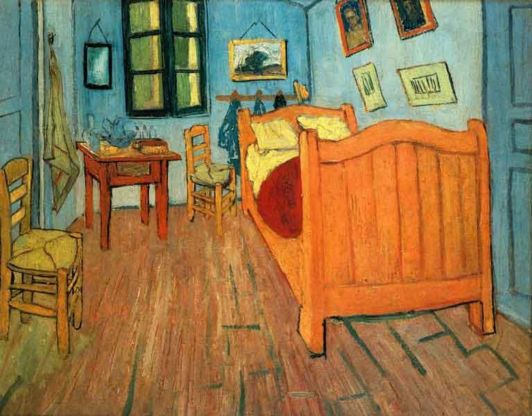 Bedroom Arles