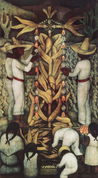 Corn Festival, (La Fiesta del Maiz)