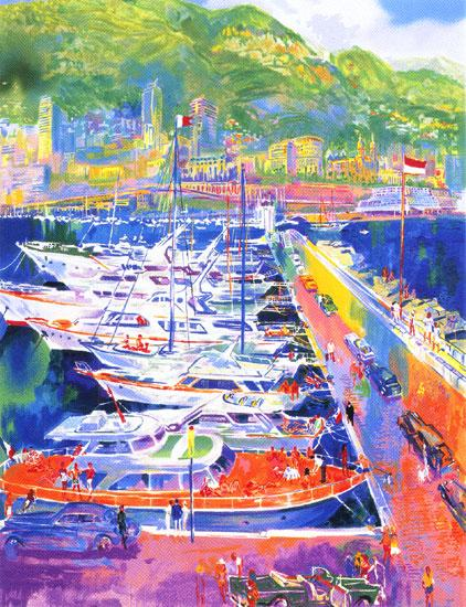 Harbor at Monaco