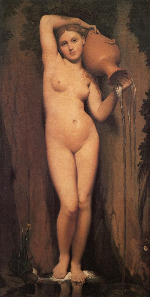 Ingres The Source