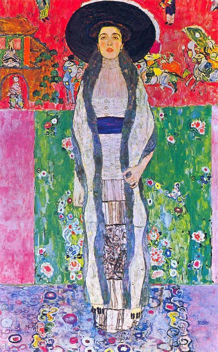 Portrait of Adele Bloch Bauer