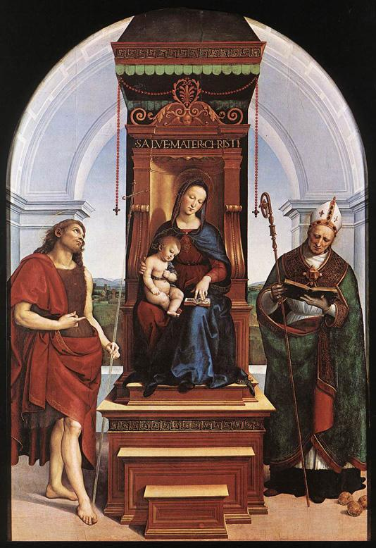 The Ansidei Altarpiece