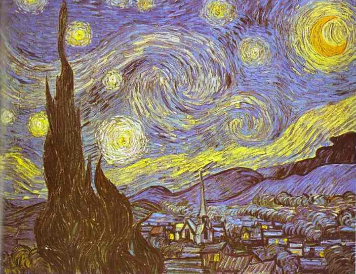 The Starry Night Saint-R