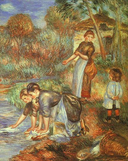The Washer-Women