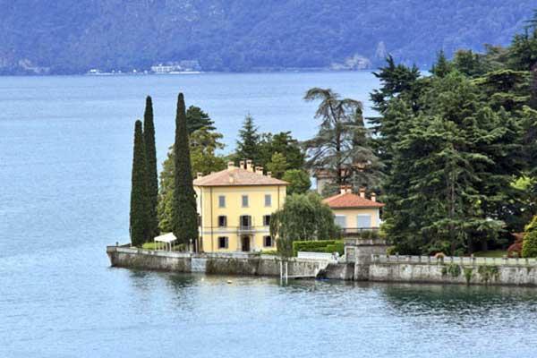 Villa La Corte Limonta Lake Como