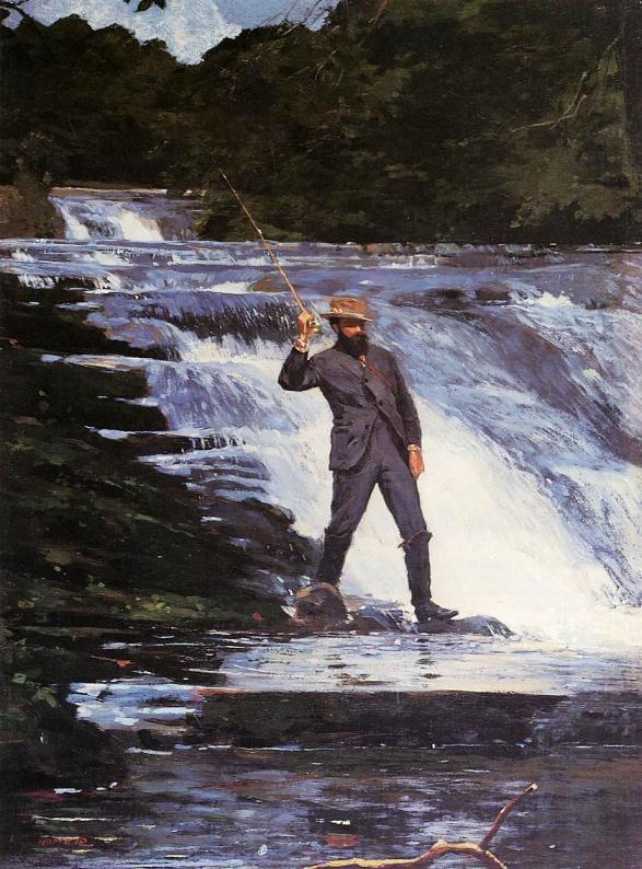 Winslow The Angler