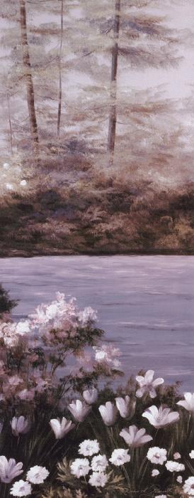 Blooming Isle Panel I
