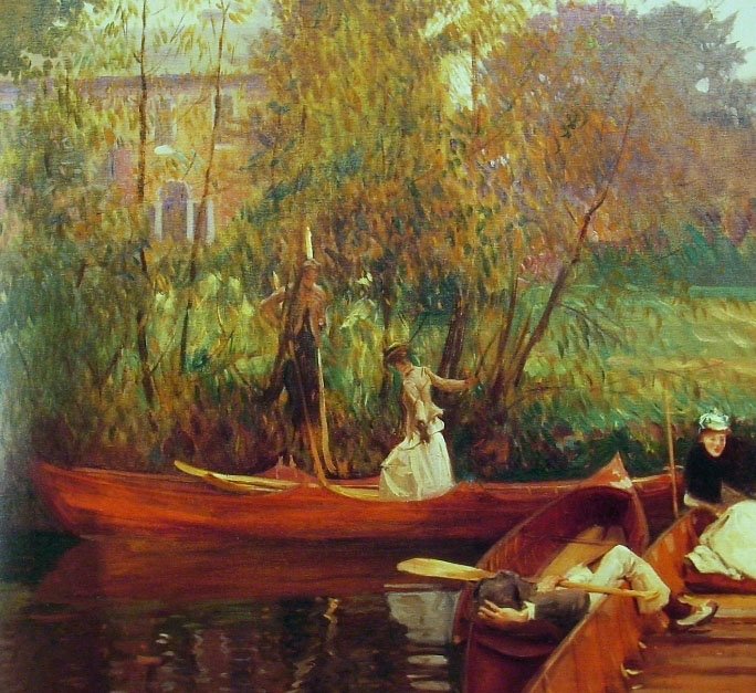A Boating Party