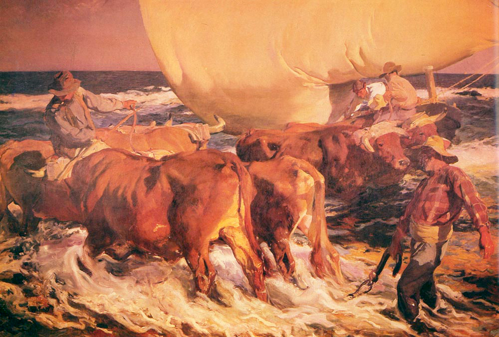 El bano del caballo