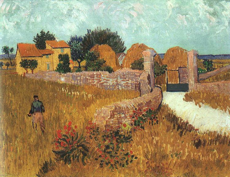 Farmhouse in Provence