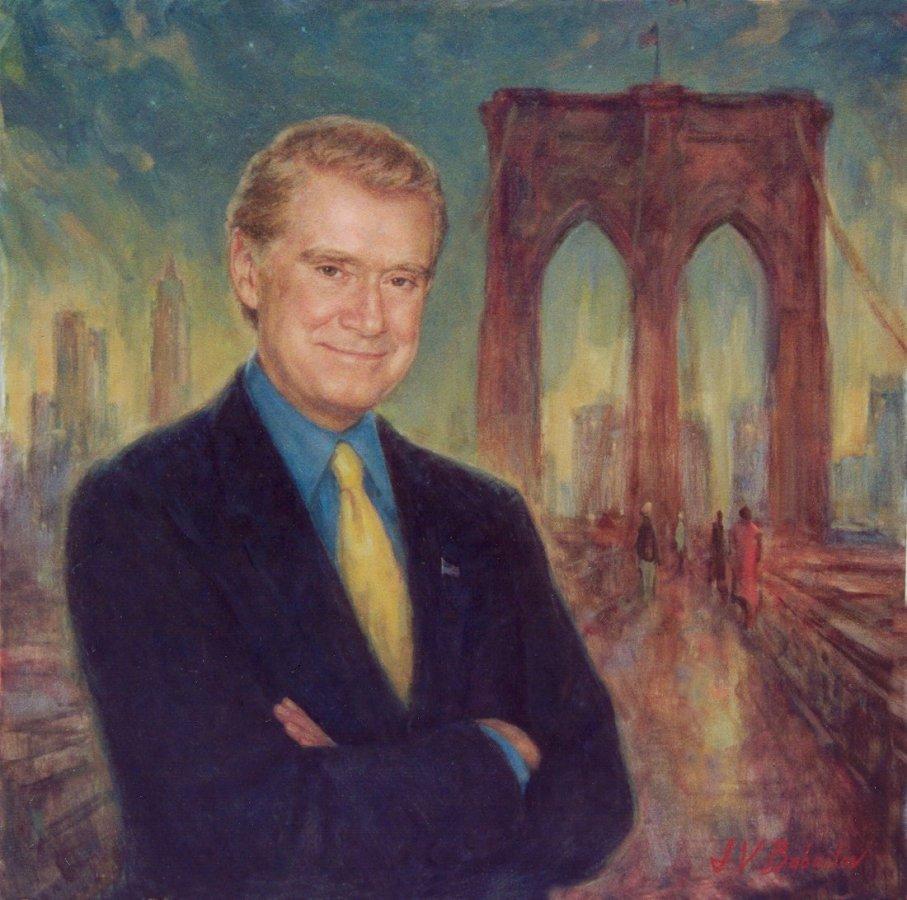 Regis Philbin Celebrity and TV Host