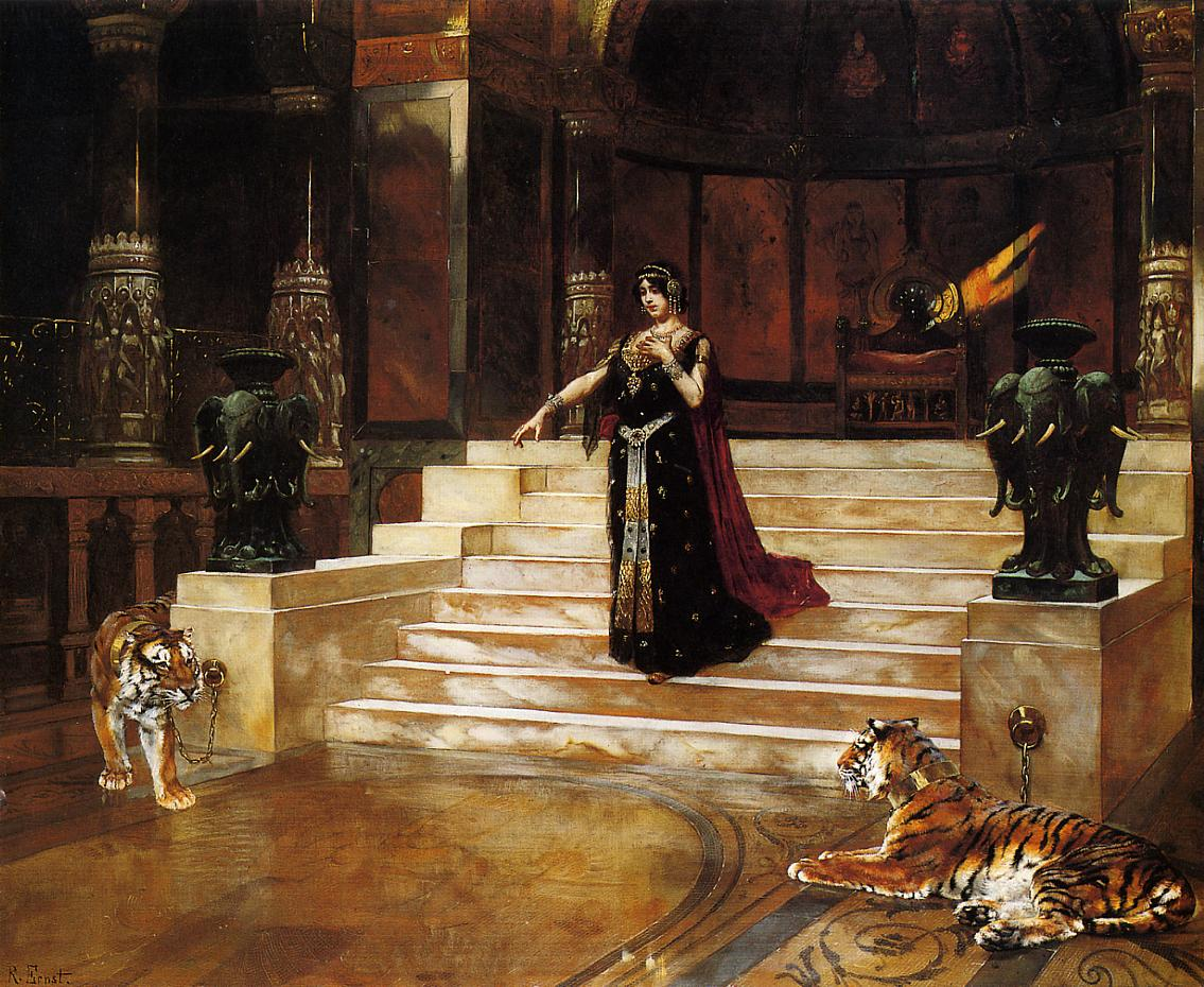 Salome and the Tigers
