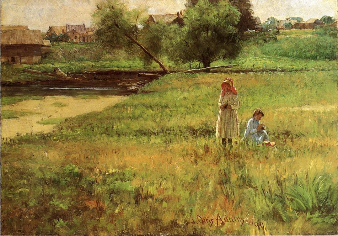 Summertime 1890
