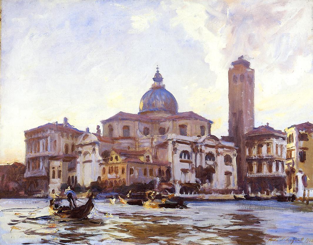 Palazzo Labia and San Geremia Venice