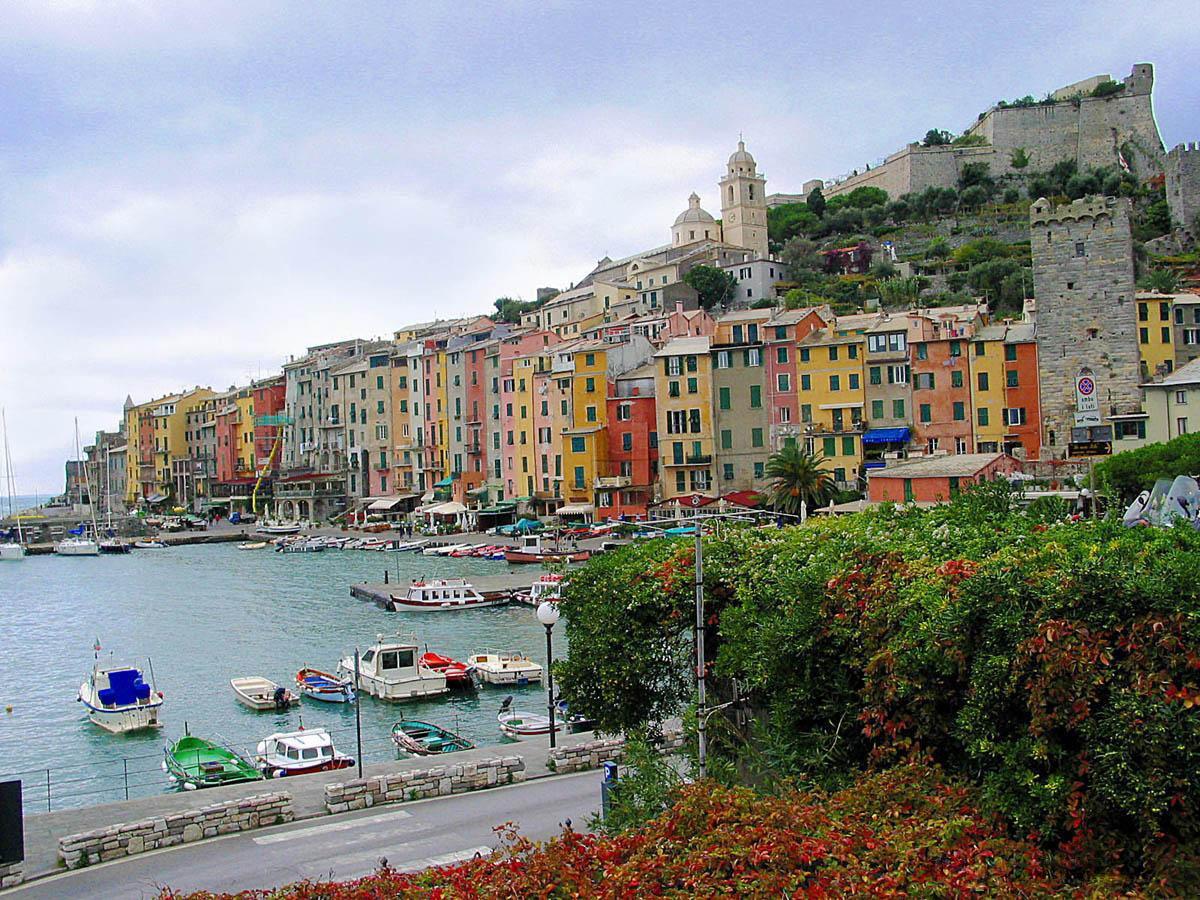 Portovenere Italian Riviera