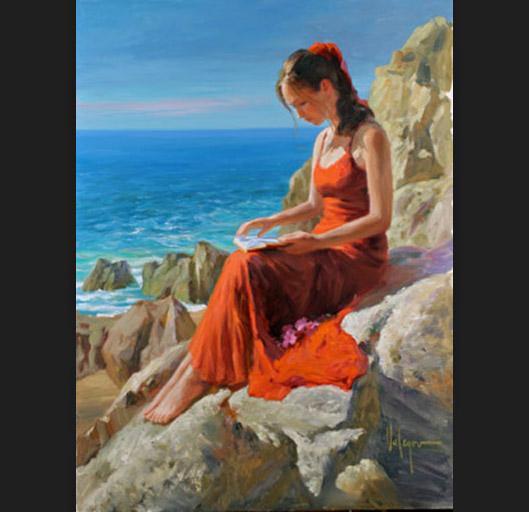 Seaside Sonnet
