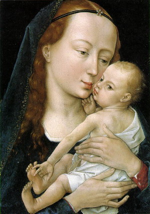 Virgin and Child 1454