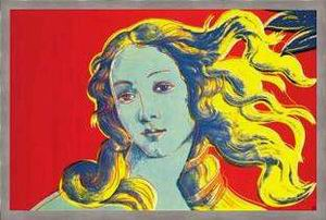 Birth of Venus-Red