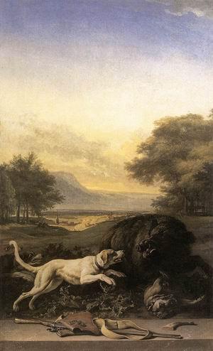 Boar Hunt 1703-16