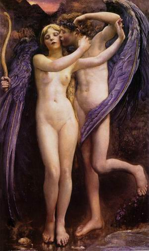Cupid And Psyche 1891