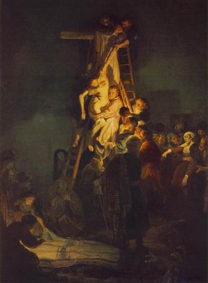 Descent from the Cross 1634