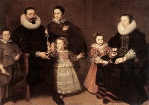 Family Portrait 1631
