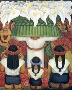 Feast of santa anita 1931