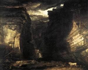 Gordale Scar 1811-13