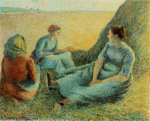 Haymakers Resting 1891