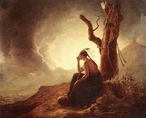 Indian Widow 1785