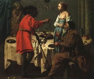 Jacob Reproaching Laban 1627