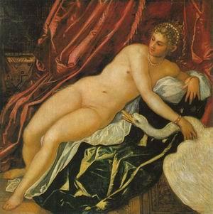 Leda and the Swan c.1555