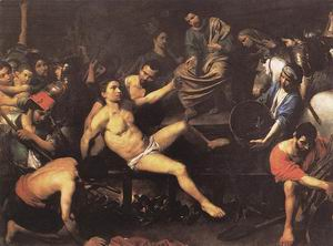 Martyrdom of St Lawrence 1621-22