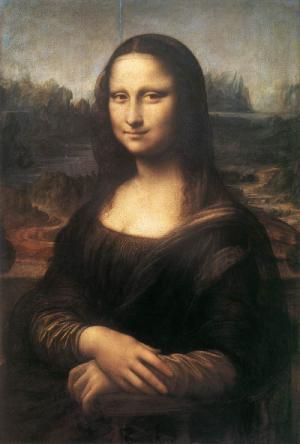 Mona Lisa (La Gioconda). 1503-1506