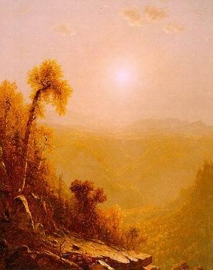 October in the Catskills 1880